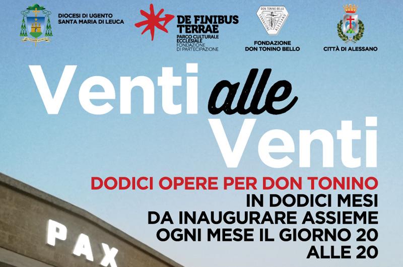 20 alle 20: don Tonino Bello