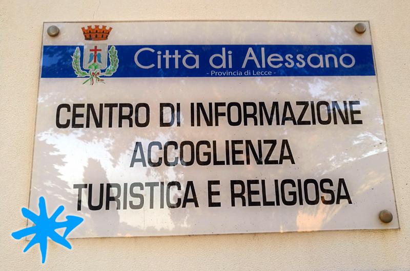 Accoglienza turistica e religiosa Leuca e Alessano