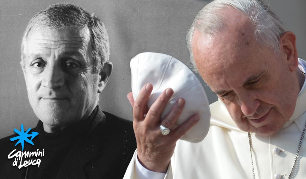 don Tonino Bello e papa Francesco
