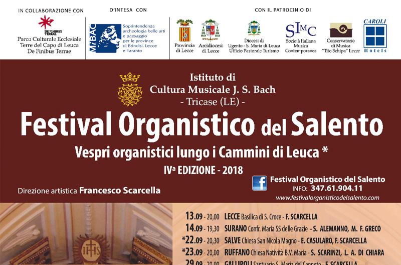 Festival organistico del Salento