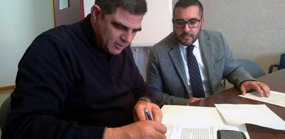 Firma convenzione ORP