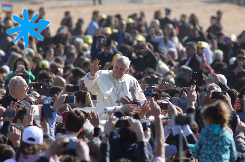 Papa Francesco ad Alessano